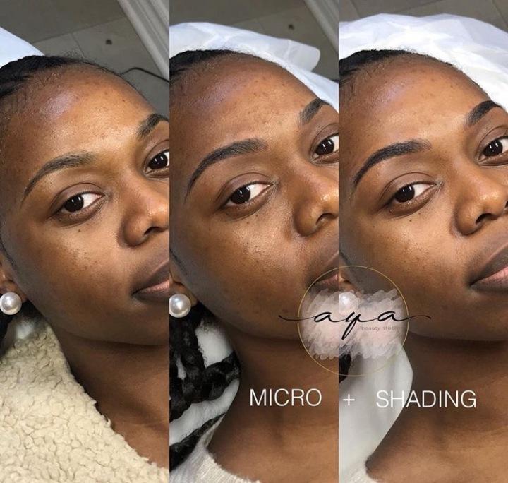 MICROBLADING + SHADINGEXPERIENCE