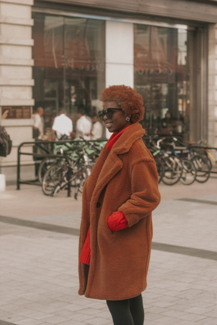 COZIEST TEDDY COAT